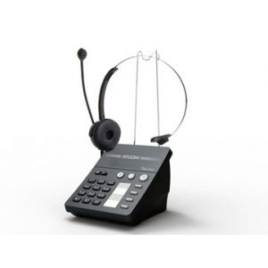 Điện thoại IP Callcenter AT800P - Hỗ trợ PoE
